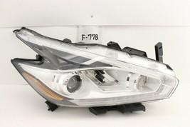 OEM HEADLIGHT HEADLAMP HEAD LAMP LIGHT LED 15-18 NISSAN MURANO HID RH NICE - $475.20