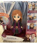 Disney - Frozen 2 - Adventure Storytelling Anna NEW! NIB 50+ Phrases! - $17.45