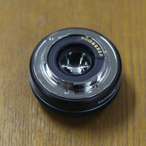 Samsung  30mm F2.0 Fixed Focal Length Pancake Lens S30NB NX - Black image 3