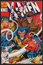 X-Men #4 Jim Lee Art / SIGNED by Wolverine Creator Herb Trimpe / Marvel ... - $39.59