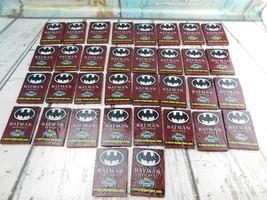 TOPPS Batman Returns Stadium Premium Movie Cards Unopened Packs LOT of 3... - $19.79