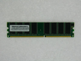 1GB MEMORY FOR GATEWAY E-4000 DELUXE SPECIAL DELUXE