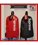 Supreme Box Logo Shoulder Bag Stud Pack Backpack One Strap Single US Fas... - $49.95