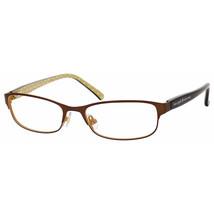 Authentic Kate Spade New York Ambrosette 52-17-135 Brown Dot Eyeglasses - $59.39
