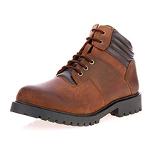 LibertyZeno Men's Leather with Fabric Lining and Flexible Topline Casual... - €55,54 EUR