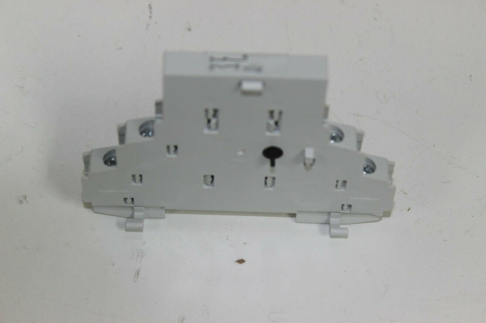 Eaton, NHI11-PKZ0 Standard Auxiliary Contact, New XTPAXSA11 1pc