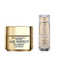 L'Oreal Paris Age Perfect Cell Renewal Day and Cell Renewal Golden Serum - $46.39