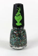 "Dr Seuss The Grinch "" Resting Grinch Face 1640 "" China Glaze Nail Lacque... - $13.05"