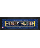 Personalized Briar Cliff University Campus Letter Art Framed Print - $39.95