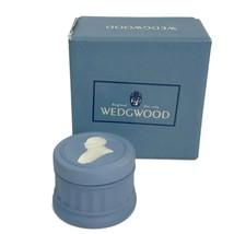 Vintage Wedgwood England Jasperware Henry Huntington Library Round Trink... - $20.53