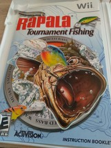 Nintendo Wii Rapala: Tournament Fishing - Complete image 2