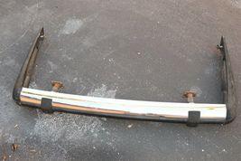*NO SHIPPING* Mercedes W107 R107 Rear Chrome Bumper W/ Shocks 450SL 350SL 560SL image 3
