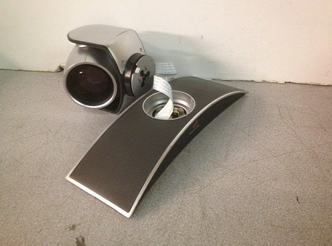Polycom MPT2-6 Video Conference Camera Eagle Eye For Parts & Repair