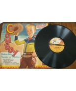 PETER PAN RECORDS COWBOY WESTERN VTG LP FAVORITES OF CHILDREN 78rpm RECO... - $5.89