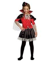 "Dreamgirl ""Midnight Miss"" Child Halloween Costume Girl's Size Medium 8-10 - $32.37"