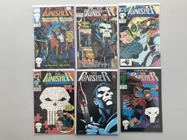 Lot 11 Punisher Summer Special #1 4 3 38 75 77 80 82 83 89 90 VF Very Fine - $33.66