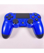 Sony PS4 Playstation 4 DualShock 4 Wireless Controller Wave Blue & Black - $32.54