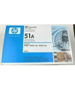 Hp LaserJet Print Cartridge 51A Factory Sealed Q7551A - $14.99