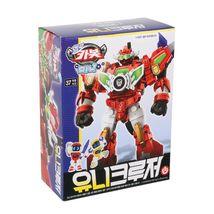 Hello Carbot Mini Uni Cruiser Transforming Korean Action Figure Robot Toy image 5