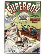 SUPERBOY #59-1957-DC Silver-Age-cool COVER-G - $37.83