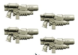 Spellcrow Conversion Bits: Space Knights Combined Melting Guns