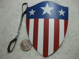 Captain America Shield  1/6 Scale Star Spangled Man MMS 205 - Hot Toys - $36.76