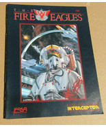 1988~FASA: Renegade Legion:INTERCEPTOR~THE FIRE EAGLES~RPG Scenario Pack... - $44.54