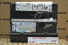 2001-2007 Ford Focus Multifunction Elec Unit 1S7T15K600JE Module 273-10d3 - $9.99