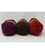 Lion's Pride Woolspun Yarns Landscapes Bulky Weight Skein - New - $9.99