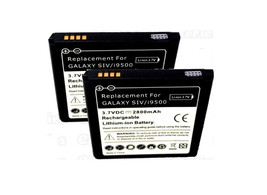 Samsung Galaxy S4 SPH L720 2X Battery Replacement Spare 2800 mAh Sprint ... - $19.18