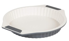 Viking Ceramic Nonstick Bakeware Tart/Quiche Pan, 11 Inch - ₹1,622.68 INR
