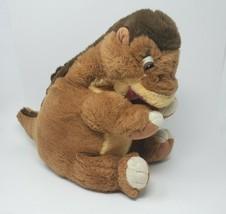 Vintage 1988 GUND Jc Penney Pays Avant Temps Littlefoot Dinosaure Peluche Animal - $64.49
