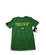 "NWT New Oregon Ducks Basketball Nike ""Fighting Ducks"" Apple Green Large ... - $19.31"