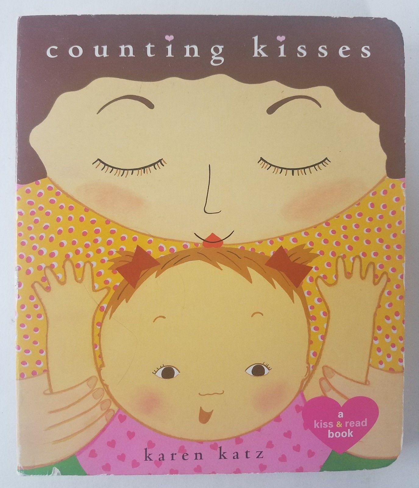 Baby Toddler Day Care Learning Board Books Lot of 5 Karen Katz