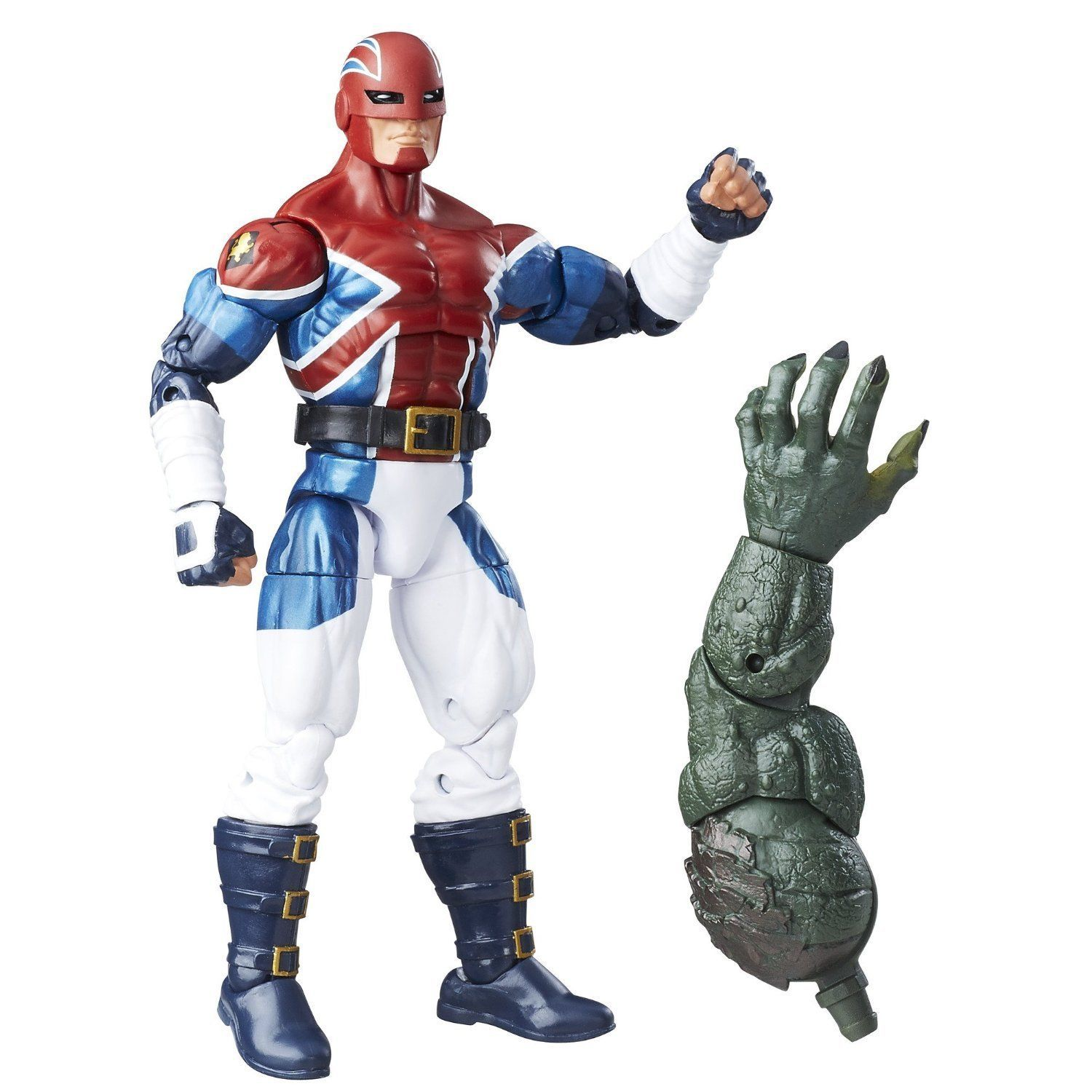 Marvel 6-In Legends Energized Emissaries Captain Britain