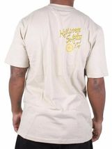 LRG Men's Black or Putty Killen EM Softly Sexy Pinup Army Girl Bomb T-Shirt NWT image 5