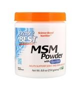 Doctor's Best, MSM Powder with OptiMSM, 8.8 oz (250 g) - $18.00
