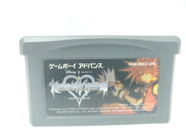 Kingdom Hearts Chain of Memories - Nintendo Game Boy Advance GBA Japan I... - $11.87