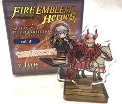 Walhart ~ Fire Emblem Heroes - 1in Mini Acyrlic Figure Stand Vol 9 Ninte... - $13.84