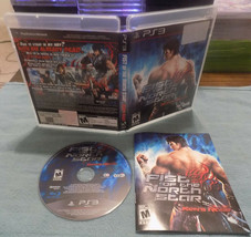 Fist of the North Star: Ken's Rage CIB great shape PS3 Playstation 3 - $24.95