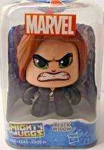 Marvel Mighty Muggs Black Widow #5, 3.75-inch collectible figure - $4.94