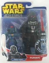 Star Wars Jedi Force Playskool Darth Vader and Imperial Claw Droid 2005 Hasbro - $19.99