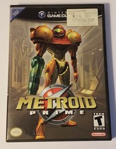 Metroid Prime Nintendo GameCube 2004 Video Game No Manual Free Shipping - $20.74