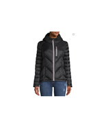 Tommy Hilfiger Women Quilted Hooded Jacket Size L NWT - $107.91