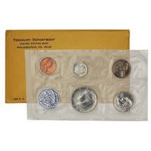 1964-P Proof Set United States US Mint Original Government Packaging Box - £25.76 GBP