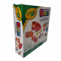 Crayola Modeling Dough Treat Shop Donuts Pastries Fun Set with Molds & Dough New - $15.17