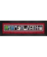 Transylvania University Officially Licensed Framed Campus Letter Art - $39.95
