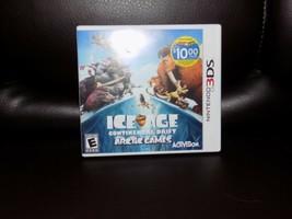 Ice Age: Continental Drift - Arctic Games (Nintendo 3DS, 2012) EUC - $24.90