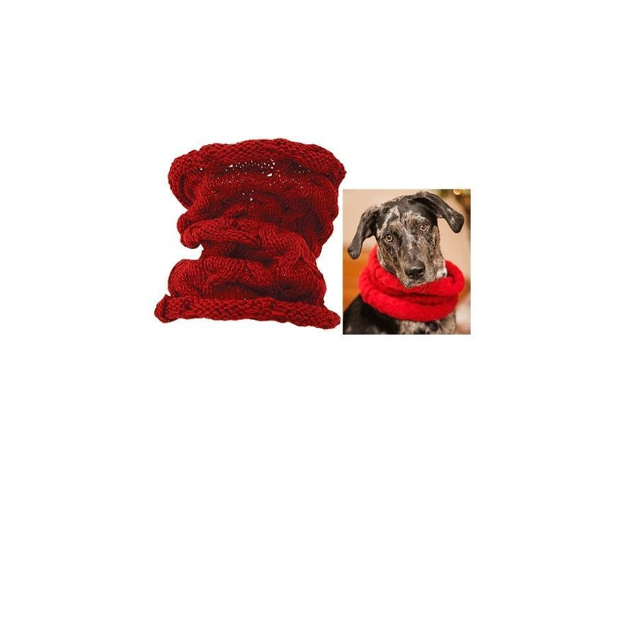 Primary image for Neck Warmer for Dog & Pet - S - L - Stylish keep warm Winter