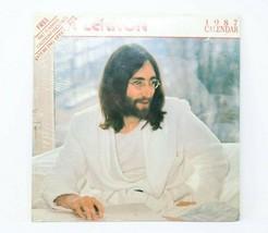 John Lennon 1987 Wall Calendar Sealed NIP - $18.58